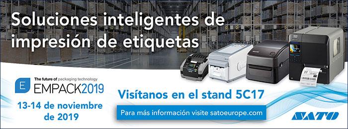 SATO - Empack Madrid 2019