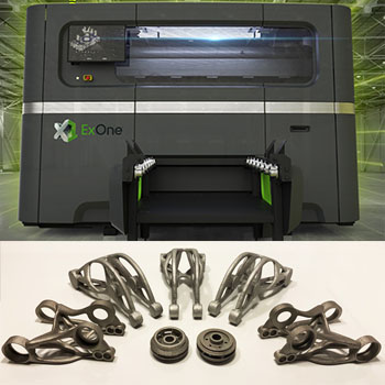 ExOne - X1 160 PRO - 3D Metal Printer